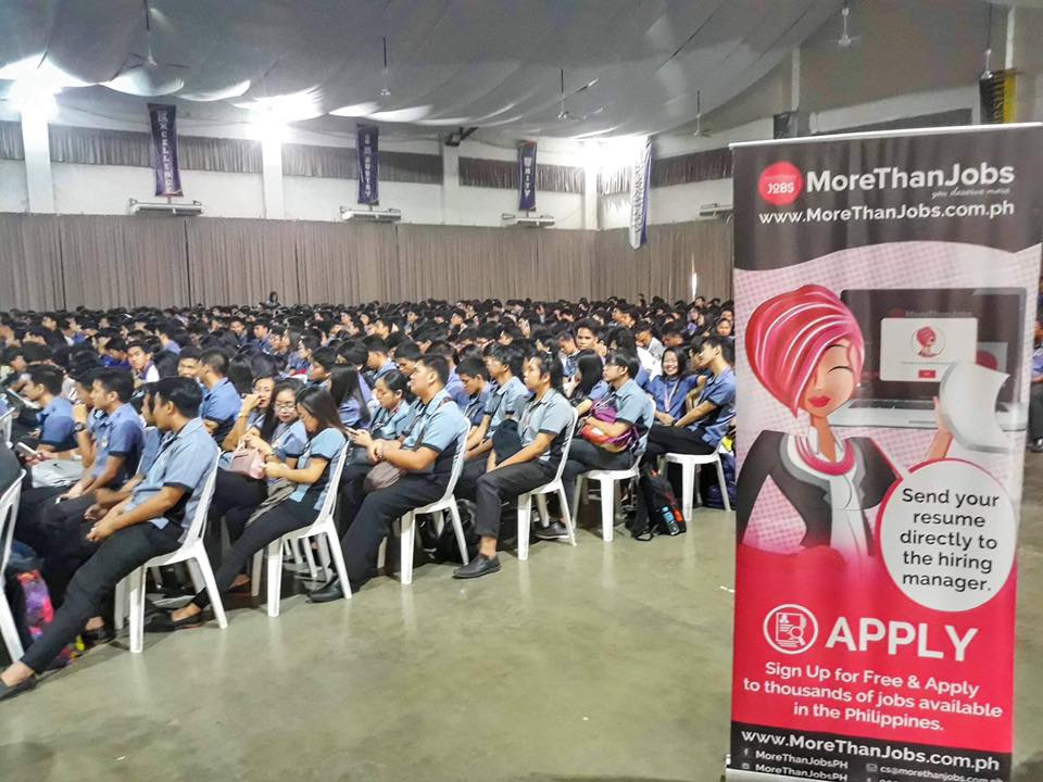 QC Polytechnic University Career Seminar 2019