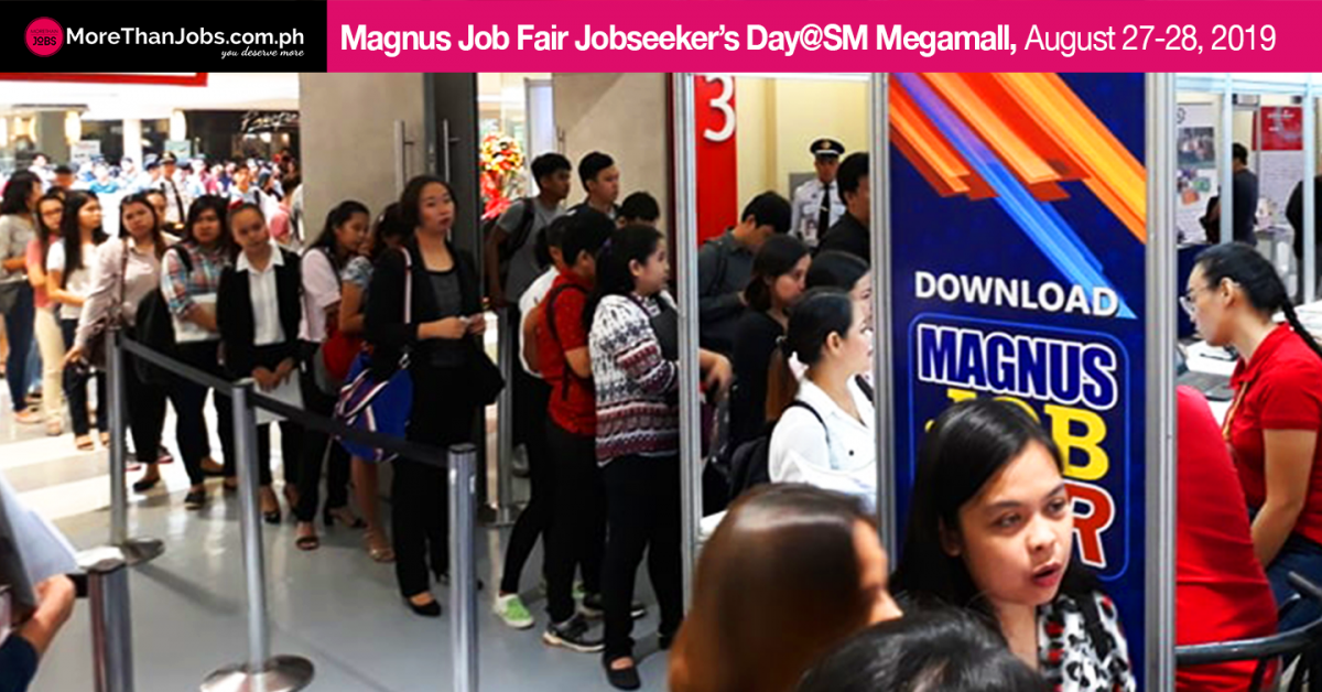 Thousands Attend Groundbreaking Jobseeker's Day