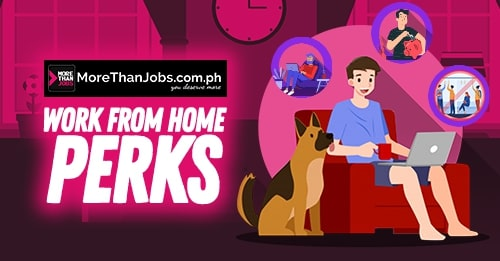 Six Undeniable Benefits of Working From Home